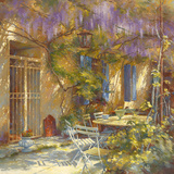 A la table de Michèle Posters by Johan Messely