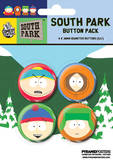 South Park - Faces-Badge Pack Badge