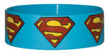Superman Logo Repeat-Wristband Wristband