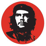 Che Guevara - Red Vinyl Sticker Stickers