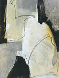 Velours beige clair Impression giclée par  Carney