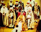 1953 Coronation III Giclee Print
