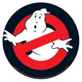 Ghostbusters - Logo-Vinyl Sticker Stickers