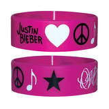 Justin Bieber - Icons-Wristband Wristband