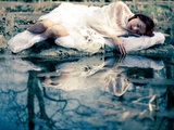Sleeping Among Herself Photographic Print by Jess Rigley