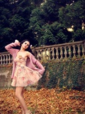 Autumn Romance Photographic Print by Nadja Berberovic
