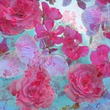 Ornamental Blossoms XV Photographic Print by Alaya Gadeh
