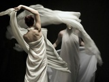 Swirling Dancers 8 Photographic Print by Steven Boone