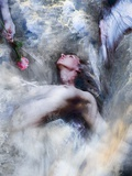 A Float in a Dream Photographic Print by Steven Boone