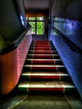 Military Steps Photographic Print by Nathan Wright