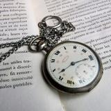 Pocket Watch Photographic Print by Bernard Jaubert