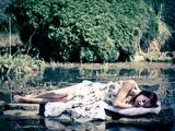 Surreal Sleep Photographic Print by Jess Rigley