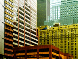 Buildings in Midtown Manhattan, New York City Photographic Print by Sabine Jacobs