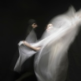 Swirling Dancer 6 Photographic Print by Steven Boone