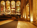 Lincoln Center and the Met, New York City Photographic Print by Sabine Jacobs
