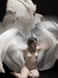 Swirling Dancer 3 Photographic Print by Steven Boone