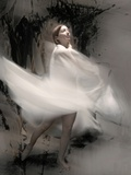 Swirling Dancer 4 Photographic Print by Steven Boone