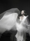 Swirling Dancer 7 Photographic Print by Steven Boone