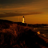 A Lighthouse Photographic Print by Mark James Gaylard