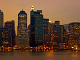 Skyline, Manhattan, New York City Photographic Print by Sabine Jacobs