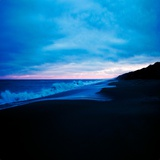 A Blue Coastline Photographic Print by Mark James Gaylard