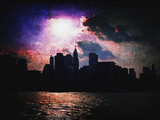 Skyline New York City Photographic Print by Sabine Jacobs
