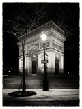 Arc De Triomphe Photographic Print by Craig Roberts