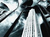 Rockefeller Center, Manhattan, New York City Photographic Print by Sabine Jacobs