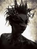 Savage Garden Photographic Print by  Winter Wolf Studios