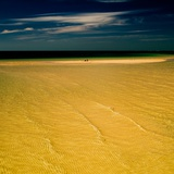Shallow Water over Golden Sand Photographic Print by Mark James Gaylard
