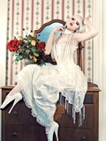 Le Ballet Photographic Print by  Winter Wolf Studios
