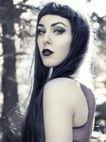 Vampire III Photographic Print by Josefine Jonsson
