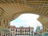 Metropol Parasol Building, Seville, Spain Photographic Print by Felipe Rodriguez