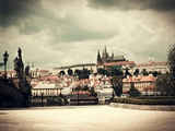 Prague Photographic Print by Anna Mutwil