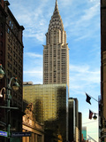 Chrysler Building and Madison Avenue, Manhattan, New York City Photographic Print by Sabine Jacobs