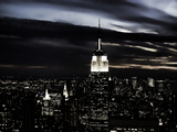 Manhattan Skyline Photographic Print by Sabine Jacobs