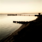 A Long Jetty on Calm Water Photographic Print by Mark James Gaylard