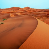 Merzouga Dunes Photographic Print by Steven Boone