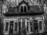Haunted Photographic Print by Traer Scott