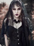 Vampire II Photographic Print by Josefine Jonsson