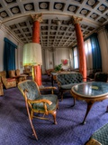 Hotel Lounge Photographic Print by Nathan Wright