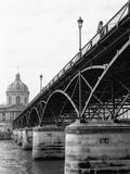 Pont Des Arts, Paris, France, 2010 Photographic Print by Paul Cooklin