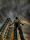 Up Standing Guy Photographic Print by Nathan Wright