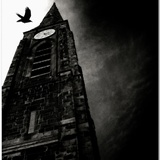 As the Crow Flies Photographic Print by Katherine Sanderson
