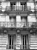 Facade, Paris, France Photographic Print by Paul Cooklin