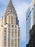 Chrysler Building, New York City Photographic Print by Sabine Jacobs