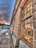 Facade Photographic Print by Nathan Wright