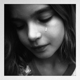 Save Your Tears Photographic Print by Tanneke Peetoom