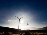 Wind Power Photographic Print by Bruno Abarco