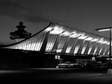 A Building at Dulles International Airport Photographic Print by Rip Smith